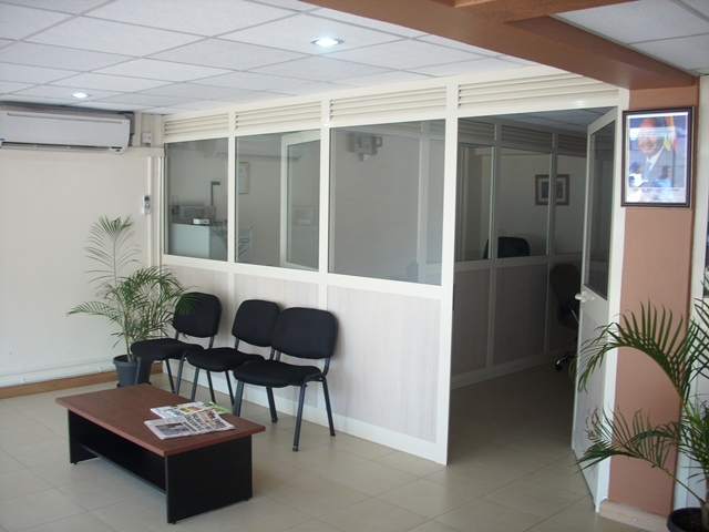 Office Partitions done professionally with ITAL